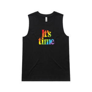 It's Pride Time Tank - Women's Thumbnail