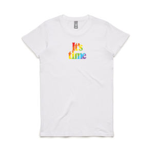 It's Pride Time Tee - Women's Thumbnail