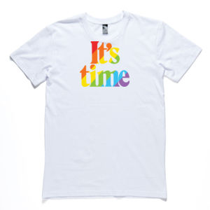 It's Pride Time Tee - Unisex Thumbnail